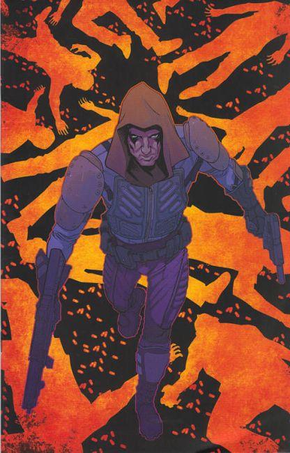 G.I. Joe: Origins #16 Tom Feister Virgin Art Variant
