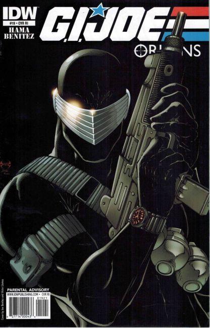 G.I. Joe: Origins #19 Joe Benitez Variant