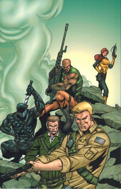 G.I. Joe: Origins #5 Andrea DiVito Variant