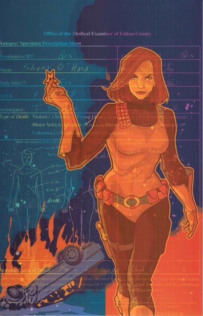 G.I. Joe: Origins #6 Tom Feister Variant