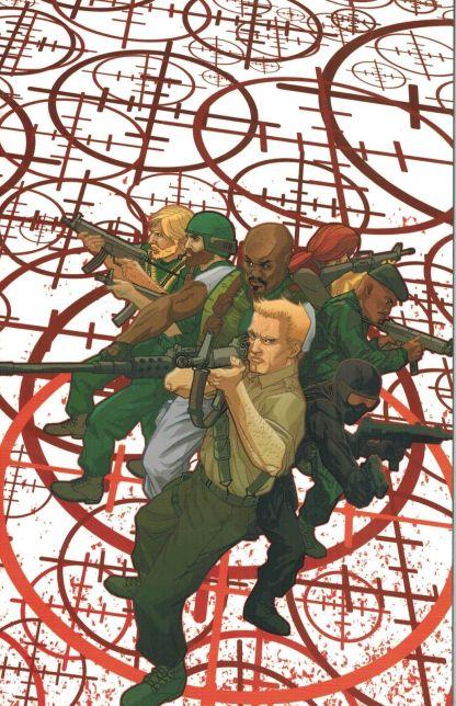 G.I. Joe: Origins #9 Tom Feister Variant