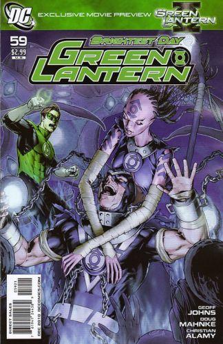Green Lantern #59 Gene Ha Variant Movie Preview