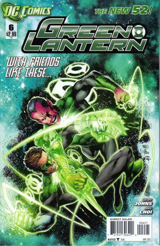 Green Lantern #6 Ivan Reis Variant