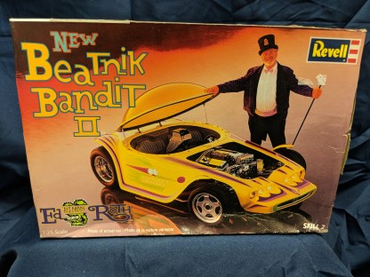 Big Daddy Ed Roth Beatnik Bandit II 1/25 Model Car