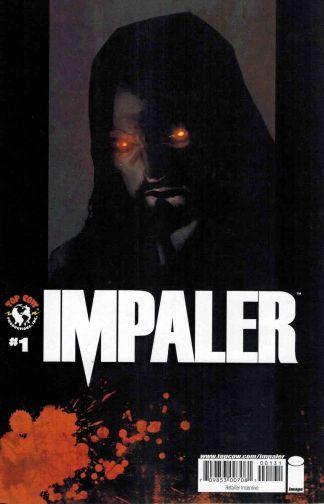 Impaler #1 Matt Timson Variant