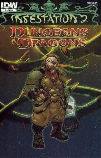 Infestation 2: Dungeons & Dragons #2 1:10 Variant