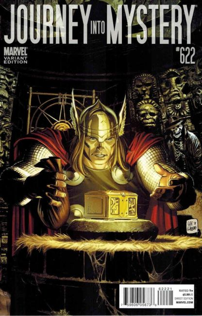 Journey Into Mystery #622 Lee Weeks Variant Thor
