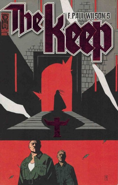 Keep #1 Matthew Smith Red Foil Variant