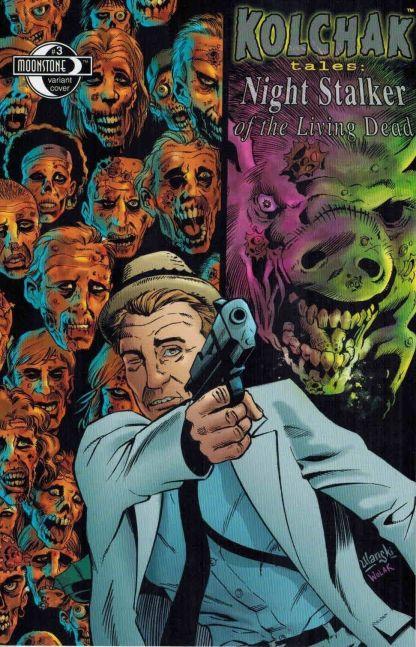Kolchak Tales: Night Stalker of the Living Dead #3 Dave Ulanski Variant