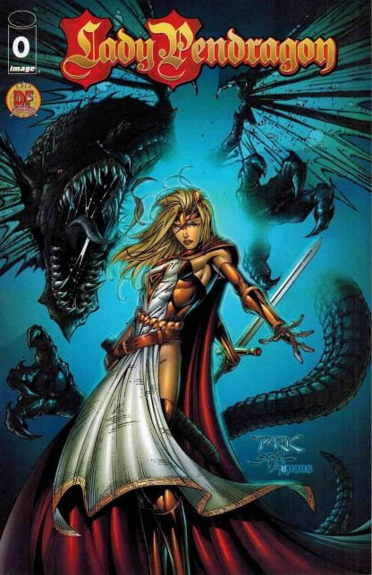 Lady Pendragon #0 Dynamic Forces Variant