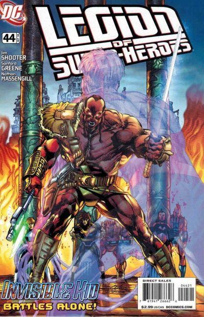 Legion of Super-Heroes #44 Variant