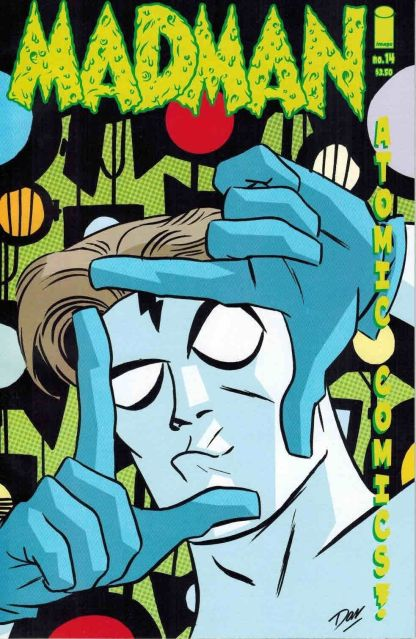 Madman Atomic Comics #14 B Darwyn Cooke Variant