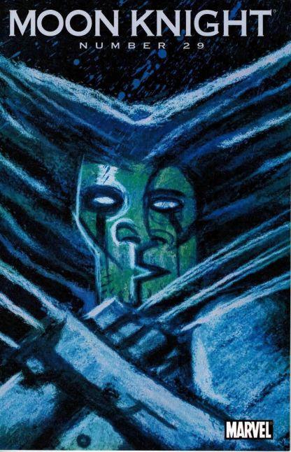 Moon Knight #29 Juan Doe Wolverine Art Appreciation Variant