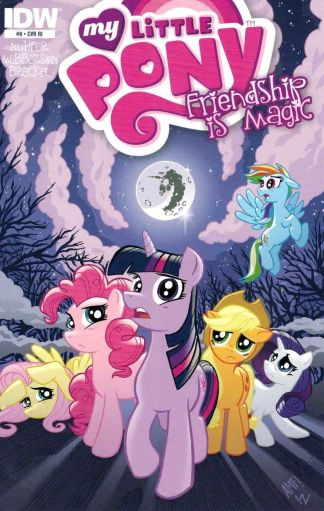 My Little Pony: Friendship is Magic #6 Variant