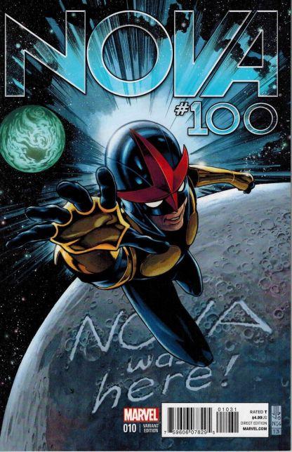 Nova #10 J.G. Jones Variant