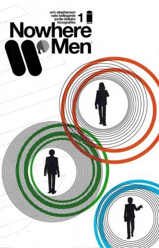 Nowhere Man #1 Second Printing