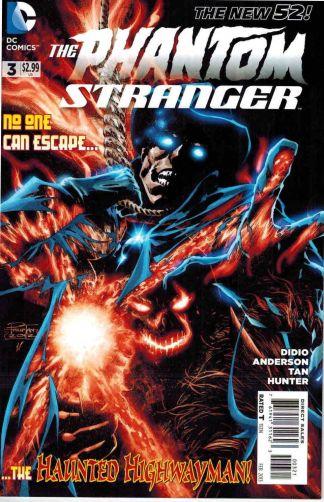 Phantom Stranger #3 Philip Tan Variant The New 52!