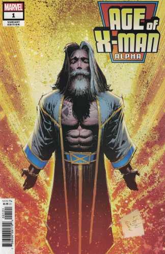 Age of X-Man Alpha #1 1:50 Whilce Portacio Variant Marvel 2019 X-Men
