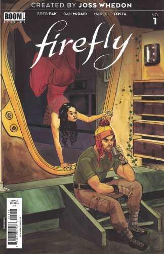 Firefly #1 3rd Third Print Leila Del Duca Variant Boom 2018 Jane River