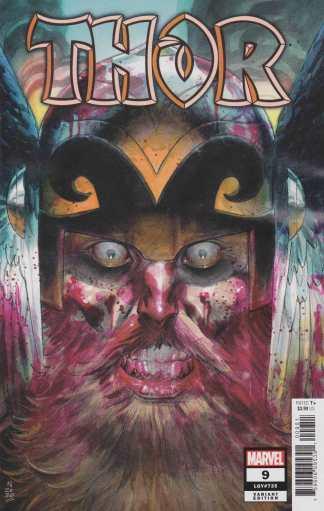 Thor #9 1:25 Nic Klein Variant Marvel 2020 Donald Blake Donny Cates