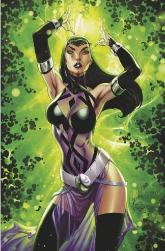 Eternals #1 1:500 J Scott Campbell Virgin Variant Marvel 2021 Gillen Esad Ribic