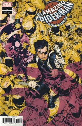 Amazing Spider-Man Full Circle #1 1:100 Chris Bachalo Variant Marvel 2019