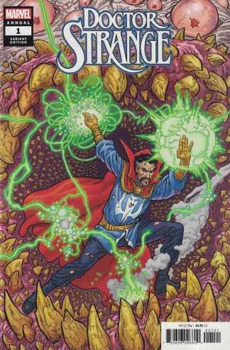 Doctor Strange Annual #1 1st Print Cover B Marvel 2018
