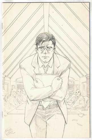 Buffy the Vampire Slayer #17 1:25 David Lopez Sketch Variant Boom! 2019 VF/NM