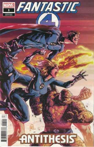 Fantastic Four Antithesis #1 1:50 Ryan Stegman Variant Marvel 2020
