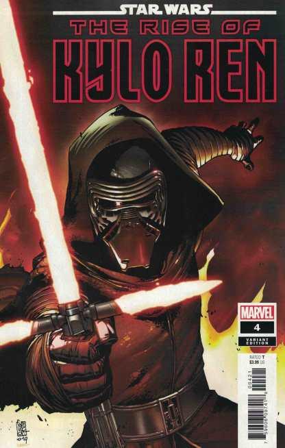 Star Wars Rise of Kylo Ren #4 1:25 Giuseppe Camuncoli Variant Marvel 2020