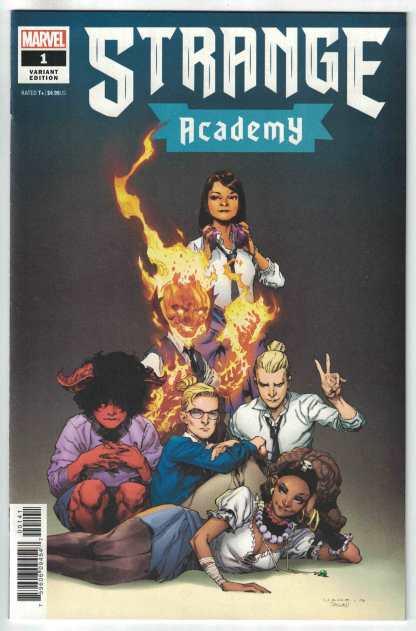 Strange Academy #1 1:50 Jerome Opena Variant Marvel 2020 VF/NM