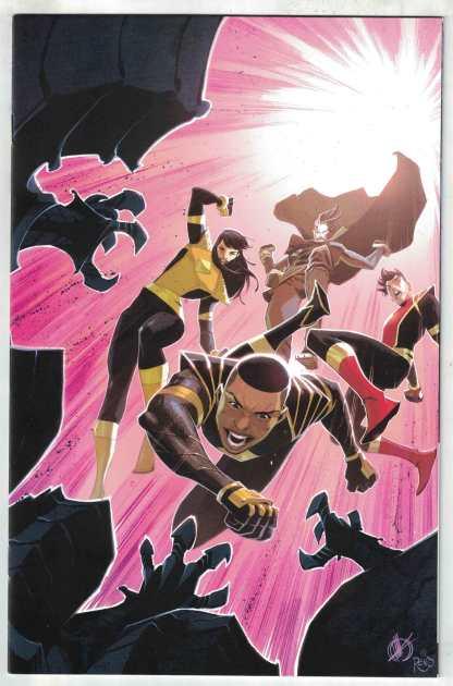 Power Rangers #2 1:50 Matteo Scalera Virgin Variant Boom! Sudios 2020 VF/NM