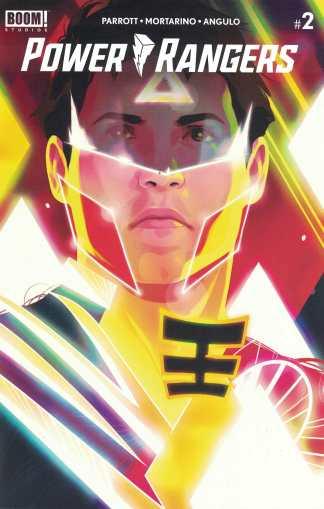 Power Rangers #2 1:25 Goni Montes Variant Boom! 2020