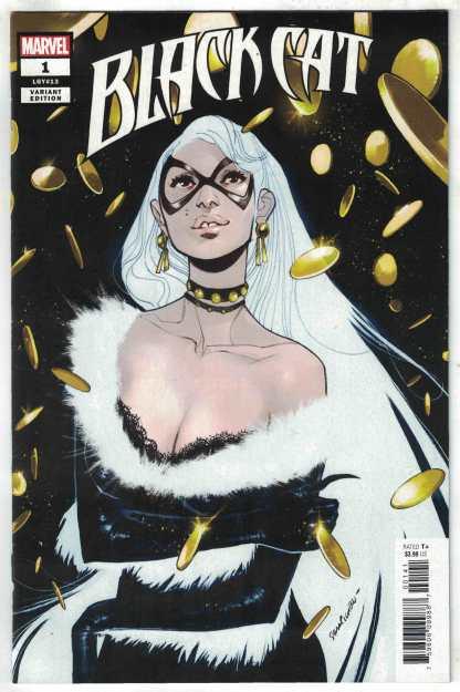 Black Cat #1 1:25 Sara Pichelli Variant Marvel 2020 King in Black VF/NM