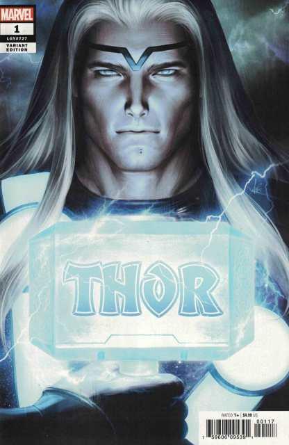 Thor #1 Artgerm Variant Marvel 2020 Donny Cates