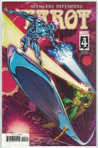 Tarot #4 1:50 Stephen Mooney Variant Marvel 2019 Avengers Defenders VF/NM
