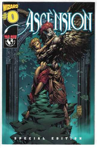 Ascension #0 David Finch Wizard Special Edition Image Top Cow VF/NM
