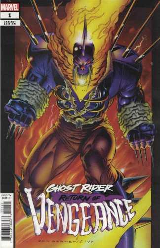 Ghost Rider Return of Vengeance #1 1:50 Ron Garney Variant Marvel 2020