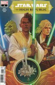 Star Wars High Republic #1 First Print Cover A Marvel 2020 1st Avar Kriss