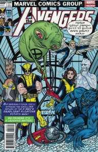 Avengers #24.NOW Mike Allred Homage Variant Marvel 2013 Jonathan Hickman Doop