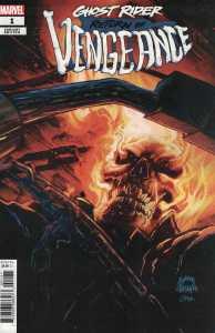 Ghost Rider Return of Vengeance #1 Ryan Stegman Variant Marvel 2021
