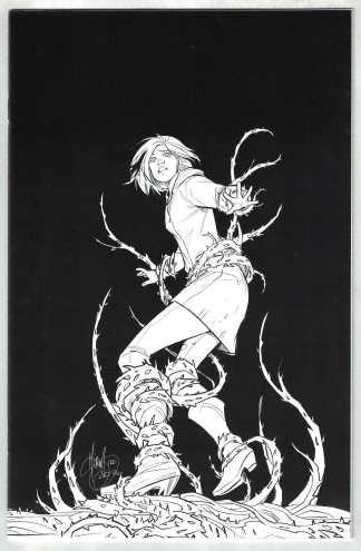 Buffy the Vampire Slayer Willow #4 1:25 Mirka Andolfo Variant Boom! 2020 VF/NM