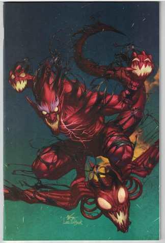Marvel Tales Ravencroft #1 1:50 InHyuk Lee Virgin Variant 2020 Red Goblin VF/NM