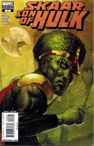Skaar: Son of Hulk #6 Frank Tsai Leader Variant