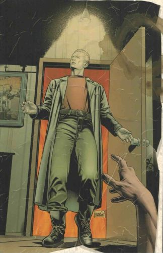 Spike: After The Fall #2 Sharp Brothers Grindhouse Virgin Art Variant Buffy