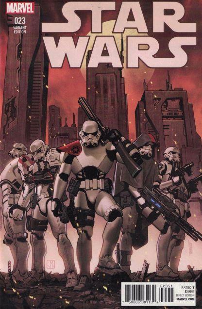 Star Wars #23 1:25 Jorge Molina Variant Marvel 2015
