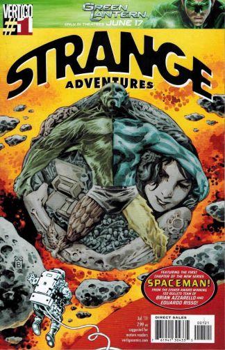 Strange Adventures #1 Mark Buckingham Variant