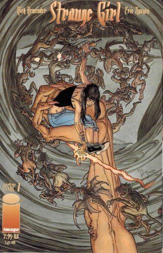 Strange Girl #1 Michael William Kaluta Variant Rick Remender Eric Nguyen