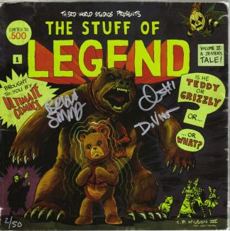 Stuff of Legend A Jesters Tale #1 Ultimate Comics Exclusive Variant SIGNED