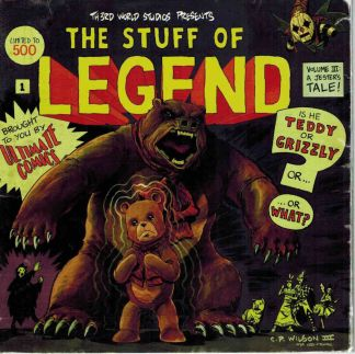 Stuff of Legend: A Jester's Tale Vol. III #1 Ultimate Comics Exclusive Variant